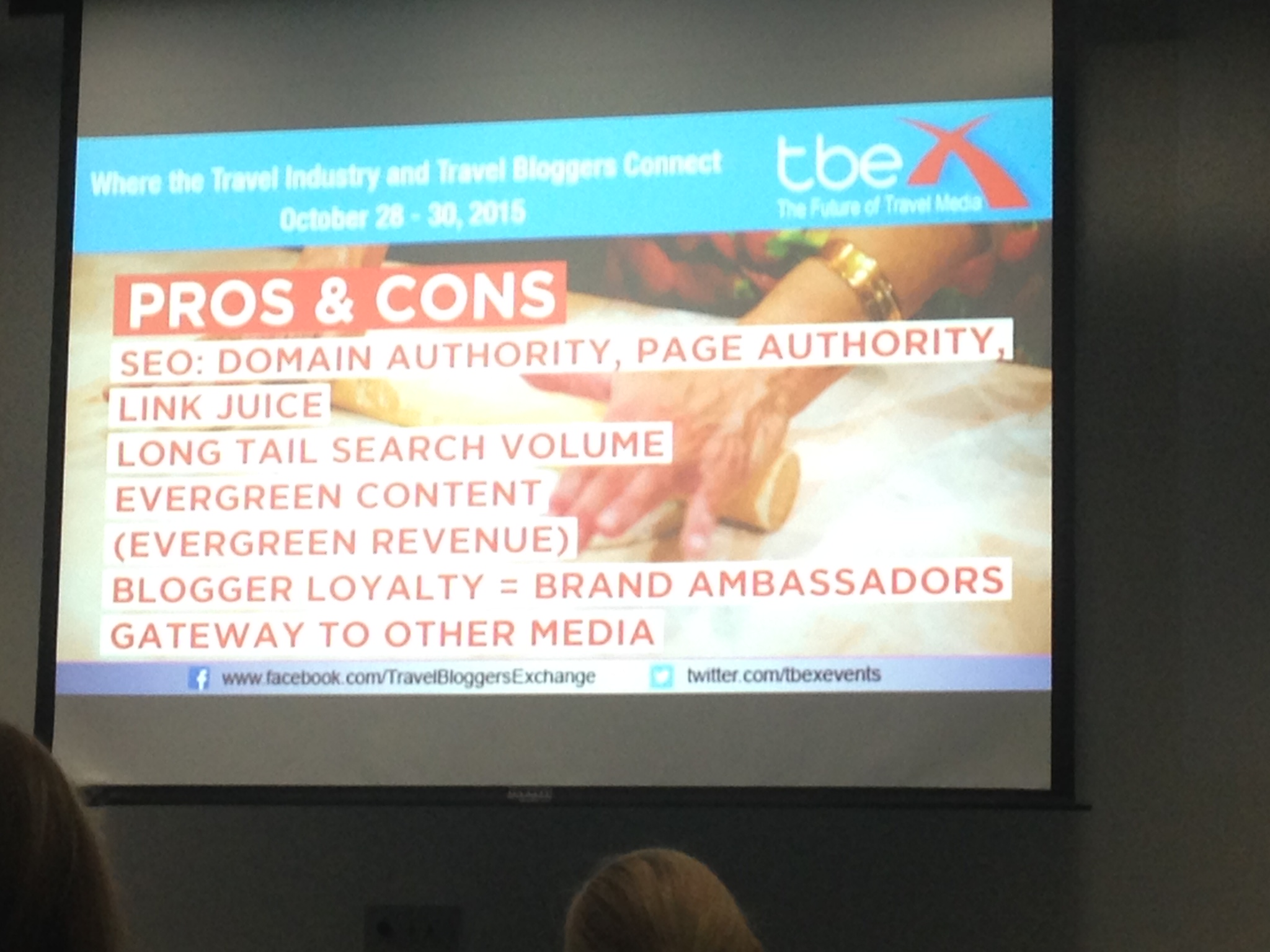 TBEX Breakouts-Working with Bloggers: Stephen Oddo