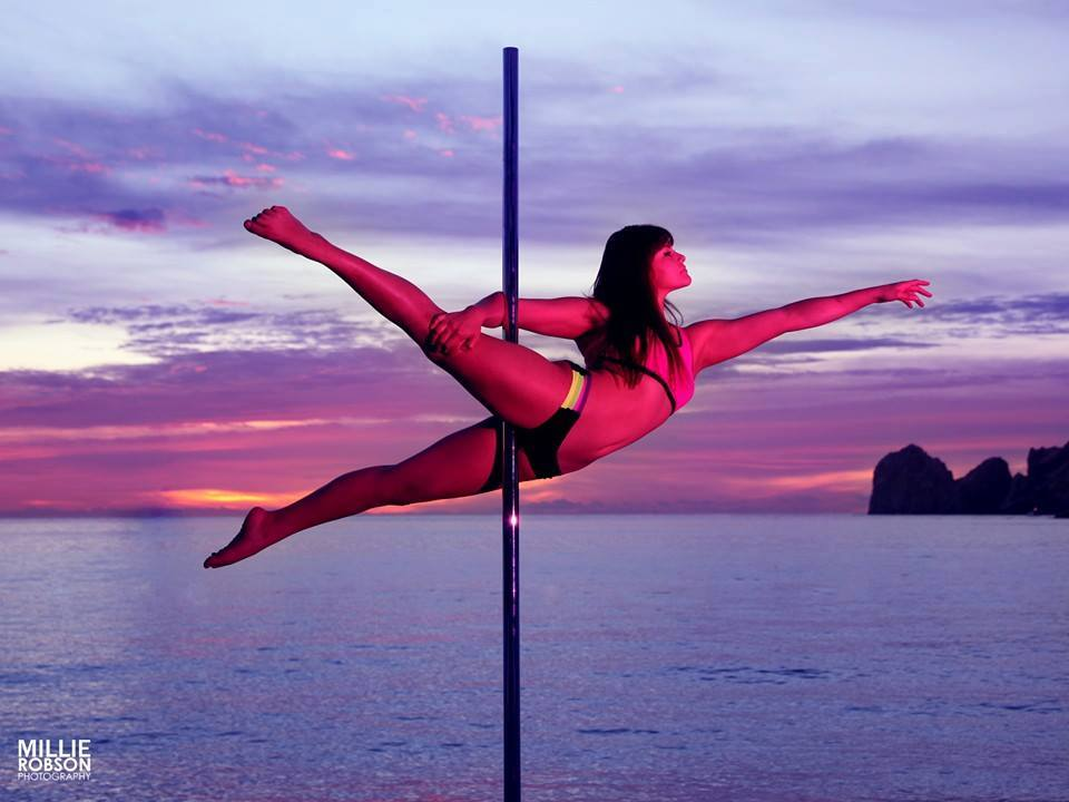 Strength in Pole Dancing