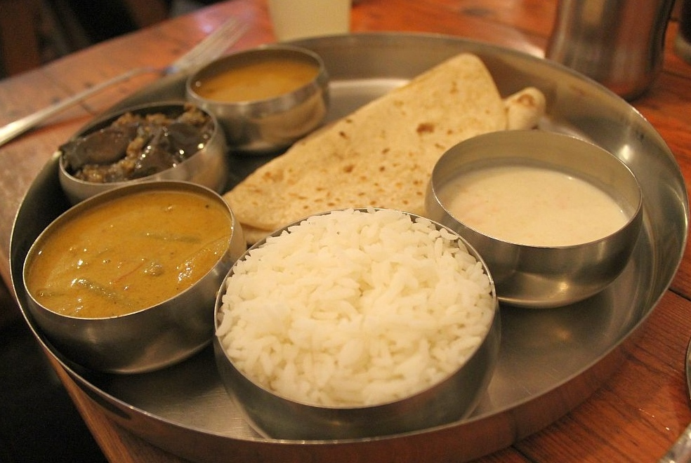 Wetravel.to - Traditional South Indian Thali