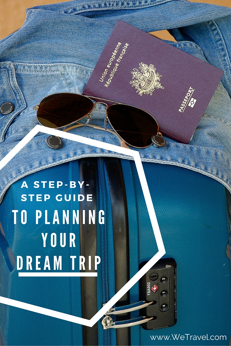 planning your dream trip