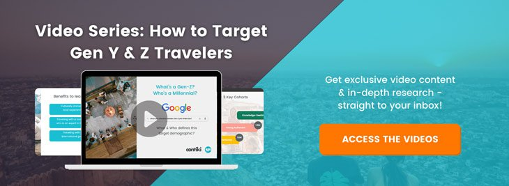 How To Target Gen Y and Z Travelers