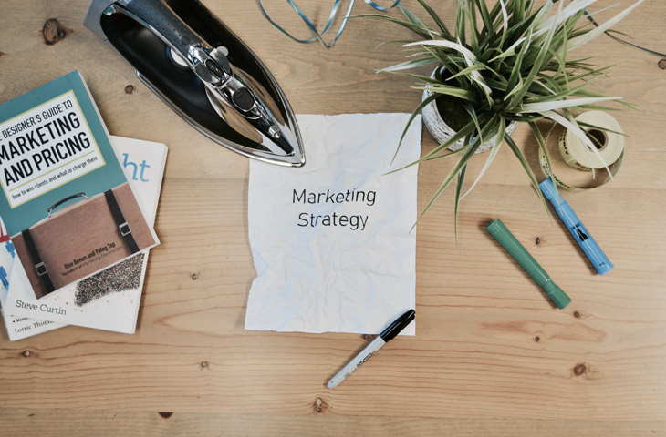 Develop a marketing strategy for travel business