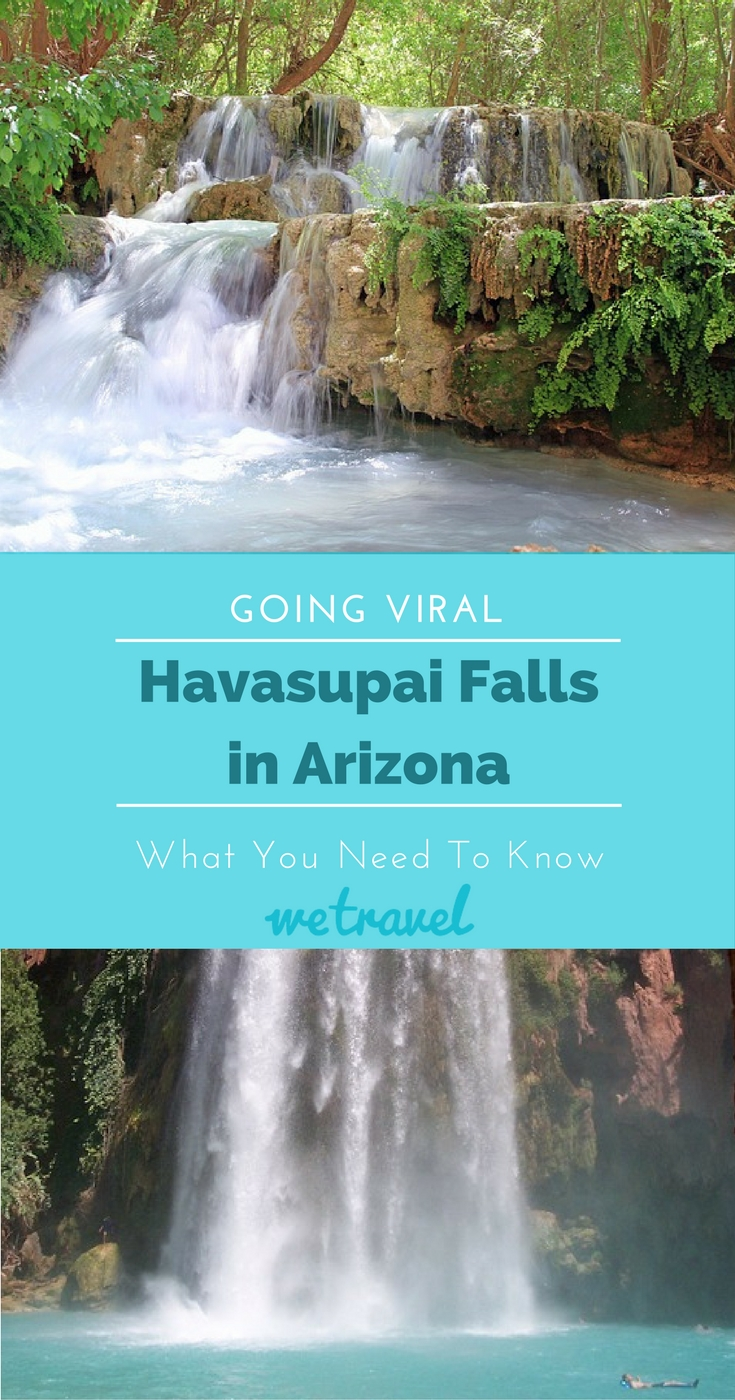 Havasupai Falls Going Viral: What You Need To Know