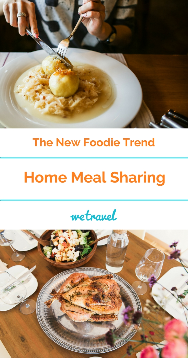 Home Meal Sharing
