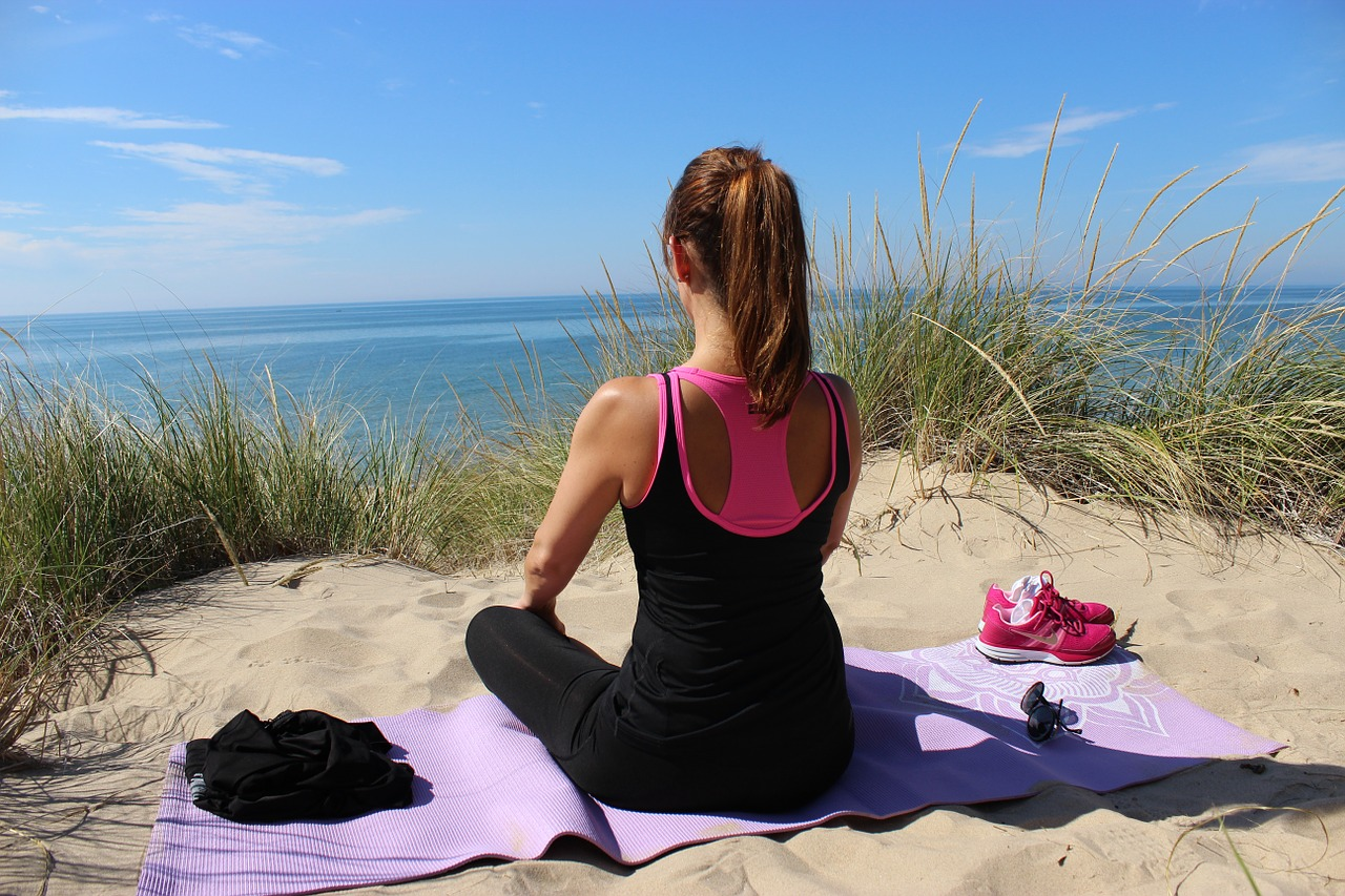 How Yoga Helps Students