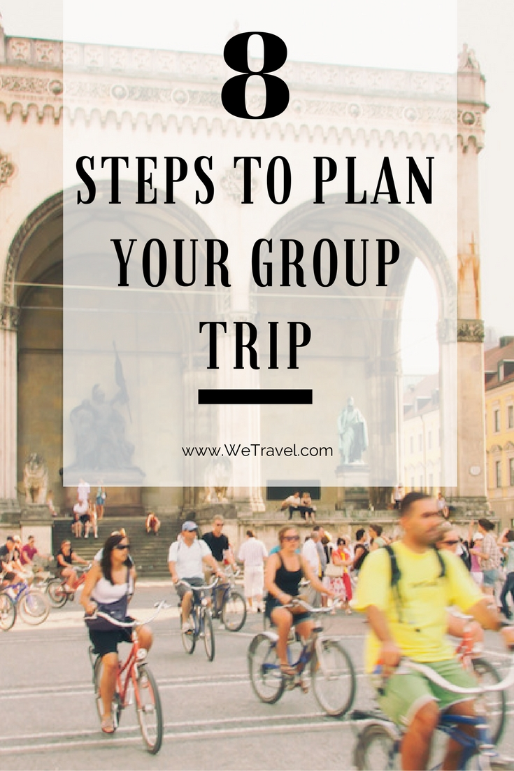 planning your group trip