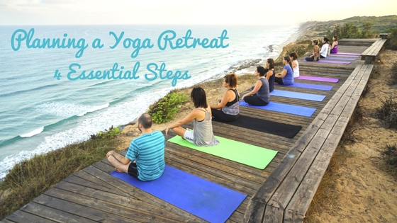 select a location for your retreat