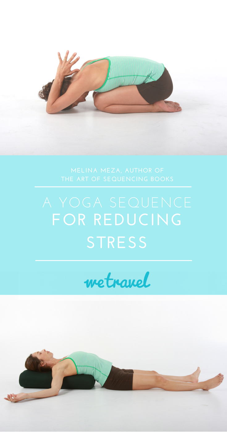 Reducing Stress With Yoga