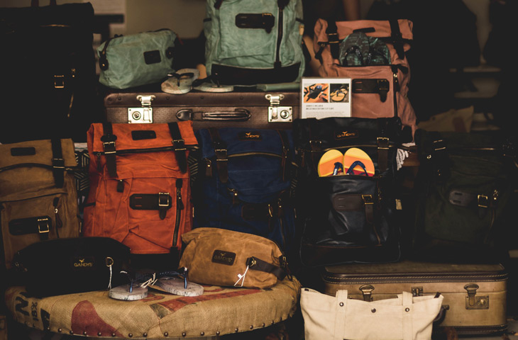 Tour packing list
