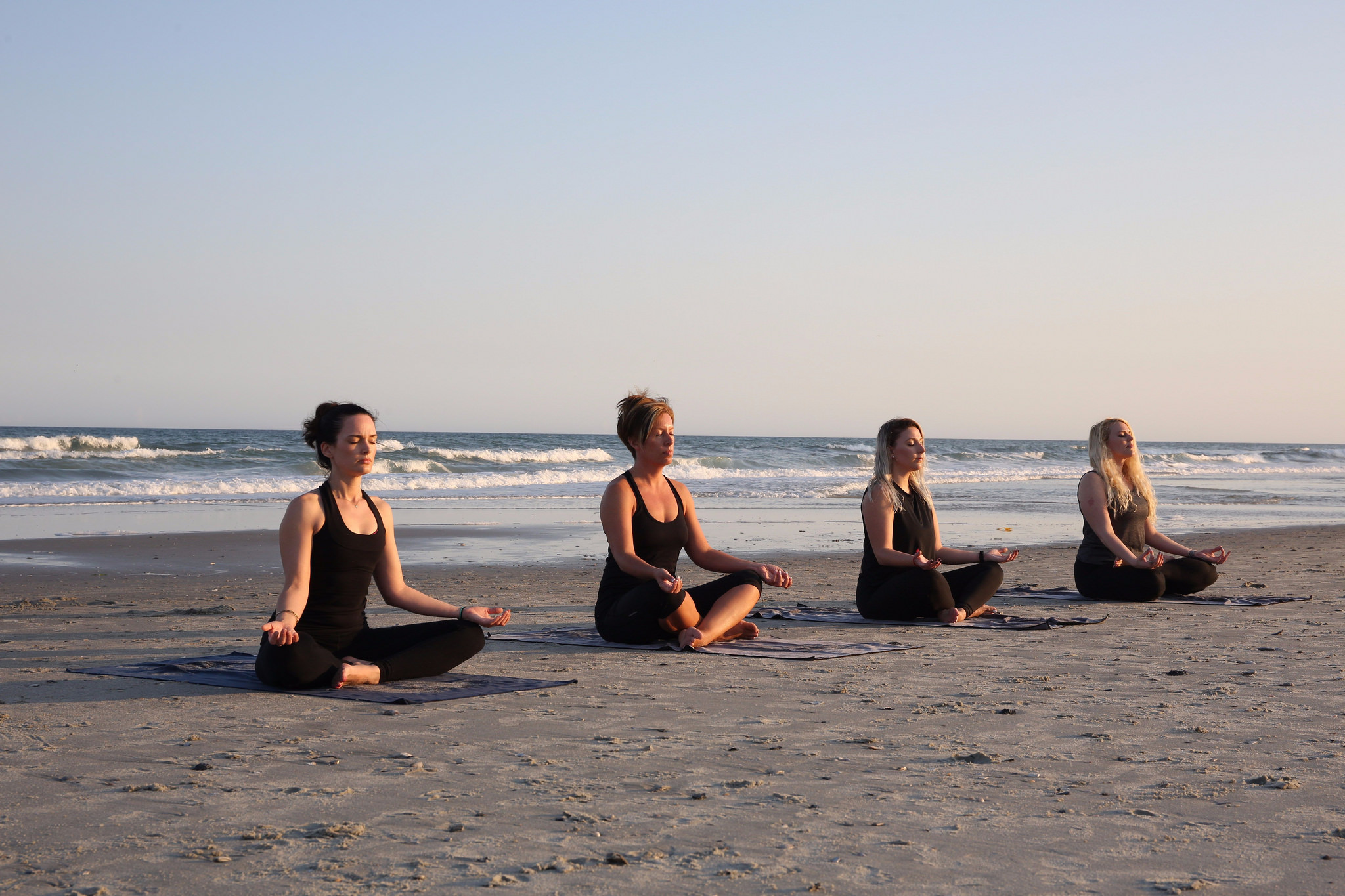 8 Steps to Building a business mindset as a yoga instructor