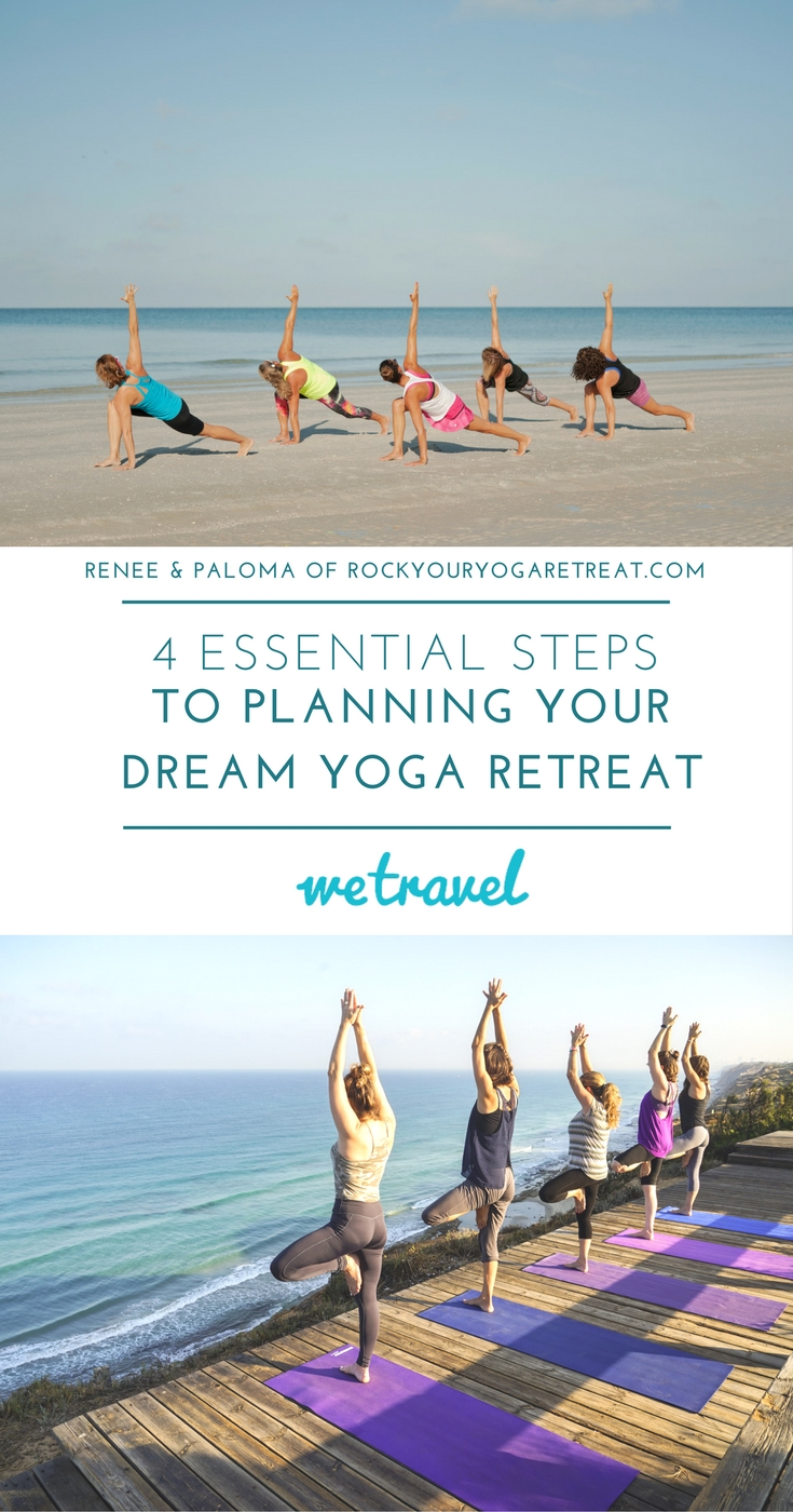 4 Essential Steps To Planning Your Dream Yoga Retreat