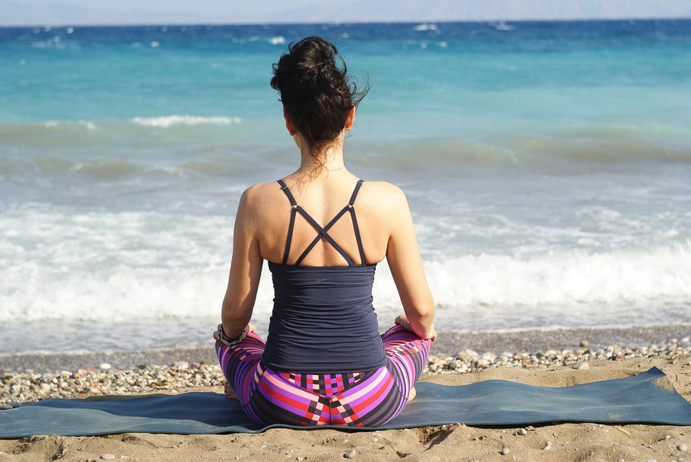 How to continue mindfulness away from the yoga mat