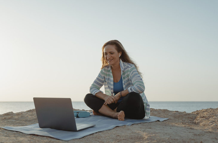 How To Create Online Wellness Community